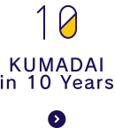 KUMADAI in 10 Years