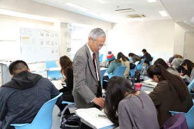 Lecture in a Japanese Language , Japanese Studies Class